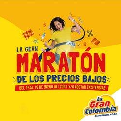 Catálogo La Gran Colombia ( Vence mañana )