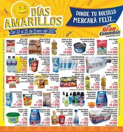 Catálogo La Gran Colombia ( Caducado )