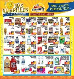 Catálogo La Gran Colombia ( 2 días más )