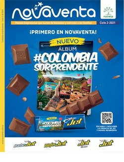 Ofertas de Supermercados en el catálogo de Nova Venta en San Juan del Cesar ( 18 días más )