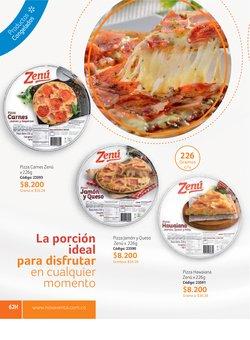 Ofertas de Pizza en Nova Venta