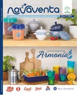 Ofertas de Nova Venta en el catálogo de Nova Venta ( 5 días más)