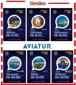 Catálogo Aviatur en Manizales ( Caducado )