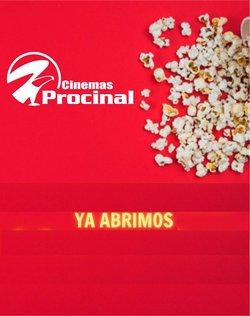 Ofertas de Libros y ocio en el catálogo de Cines Procinal en Rionegro Antioquia ( 10 días más )
