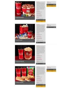 Ofertas de Películas en Cines Procinal