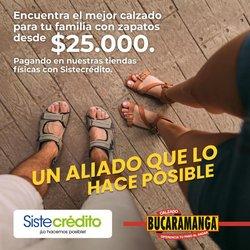 Catálogo Calzado Bucaramanga en Soledad ( Más de un mes )