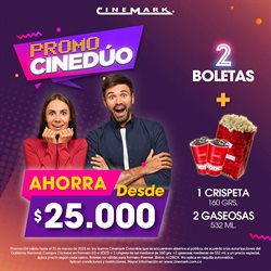 Catálogo Cinemark ( Vencido)