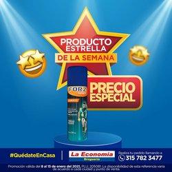 Catálogo Droguería la Economía en Bogotá ( Caducado )