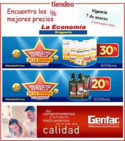 Catálogo Droguería la Economía ( Vence mañana )