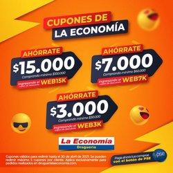 Catálogo Droguería la Economía en Barranquilla ( 9 días más )