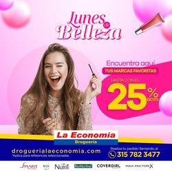 Catálogo Droguería la Economía en Barranquilla ( 5 días más )
