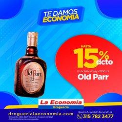 Catálogo Droguería la Economía ( Vence hoy)