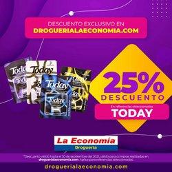 Catálogo Droguería la Economía ( 7 días más)