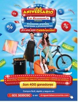 Catálogo Droguería la Economía ( 14 días más)