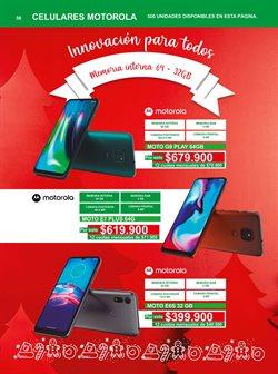 Ofertas de Motorola en Agaval