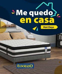Ofertas de Hogar y muebles en el catálogo de Colchones El Dorado en Pereira ( 6 días más )