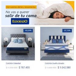 Ofertas de Colchones El Dorado en el catálogo de Colchones El Dorado ( 14 días más)