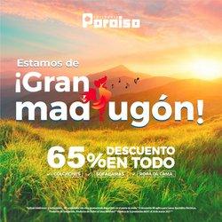 Ofertas de Hogar y muebles en el catálogo de Colchones Paraiso en Cúcuta ( 20 días más )