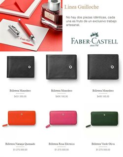 Catálogo Faber Castell en Bogotá ( Caducado )