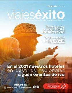 Catálogo Viajes Éxito en Bogotá ( Caducado )