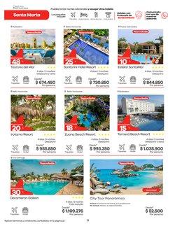 Ofertas de Viajes en el catálogo de Viajes Éxito ( 10 días más )