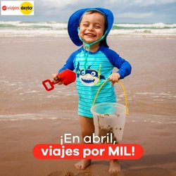 Catálogo Viajes Éxito en Bogotá ( 10 días más )