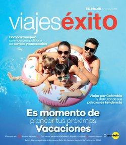 Catálogo Viajes Éxito ( Publicado hoy)