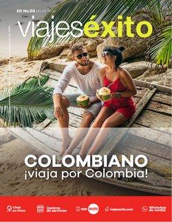 Ofertas de Viajes en el catálogo de Viajes Éxito ( Publicado hoy)