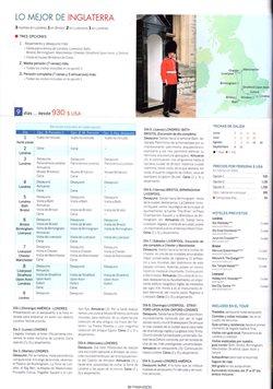 Catálogo Viajes el Corte Inglés ( Más de un mes )