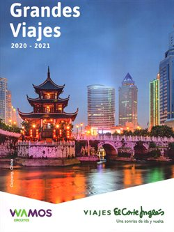 Ofertas de Viajes en el catálogo de Viajes el Corte Inglés en Bogotá ( Más de un mes )