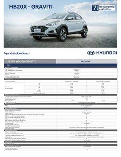 Ofertas de Coche, moto y repuestos en el catálogo de Hyundai en San Martín Meta ( Más de un mes )