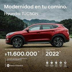 Ofertas de Coche, moto y repuestos en el catálogo de Hyundai en San Martín Meta ( 4 días más )