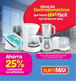 Ofertas de Supermercados en el catálogo de Surtimax en La Estrella ( Más de un mes )