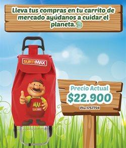 Ofertas de Supermercados en el catálogo de Surtimax en Villavicencio ( 7 días más )