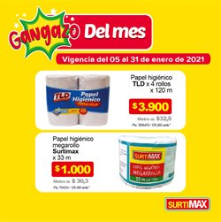 Ofertas de Supermercados en el catálogo de Surtimax en Villavicencio ( 13 días más )