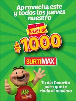 Catálogo Surtimax en Itagüí ( 27 días más )