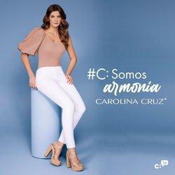 Catálogo Carolina Cruz ( Caducado )
