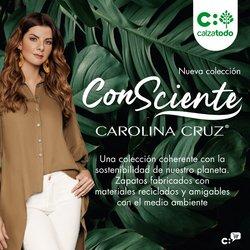 Ofertas de Carolina Cruz en el catálogo de Carolina Cruz ( 14 días más)