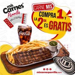 Ofertas de Restaurantes en el catálogo de Mis Carnes en Envigado ( 8 días más )