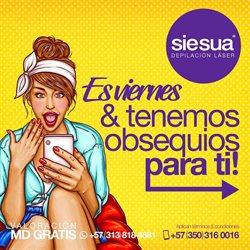 Catálogo Siesua en Medellín ( Caducado )