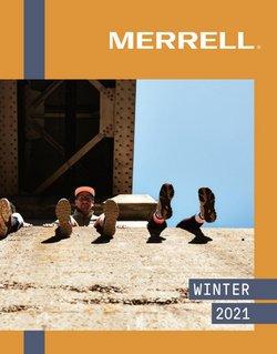Catálogo Merrell ( Más de un mes )