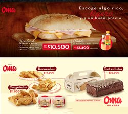 Catálogo Café OMA en Villavicencio ( 6 días más )