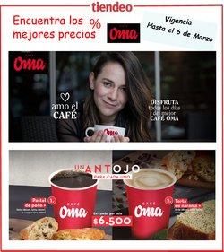 Catálogo Café OMA ( 2 días más )