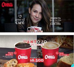 Ofertas de Restaurantes en el catálogo de Café OMA en Palmar de Varela ( 14 días más )