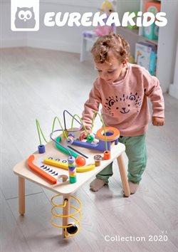 Ofertas de Juguetes y bebes en el catálogo de Eureka en Chía ( Más de un mes )