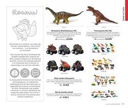 Ofertas de Dinosaurios en Eureka