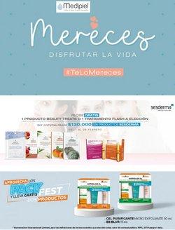 Ofertas de Perfumerías y belleza en el catálogo de MediPiel en Manaure ( Caduca hoy )