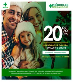 Catálogo Cruz verde en Santa Marta ( 2 días publicado )