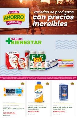 Catálogo Cruz verde en Bogotá ( 5 días más )