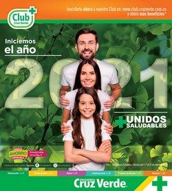 Catálogo Cruz verde en Bogotá ( Caducado )
